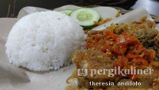 Foto 2 - Makanan di I Am Geprek Bensu oleh IG @priscscillaa