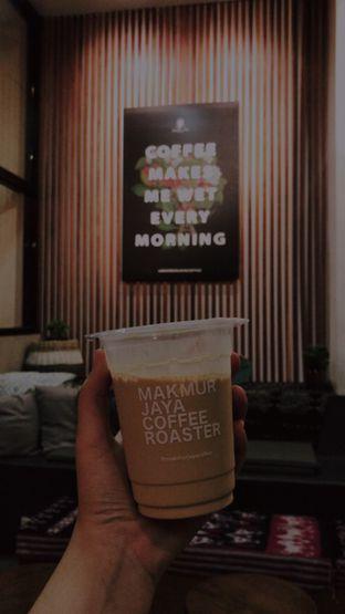 Foto 1 - Makanan di Makmur Jaya Coffee Roaster oleh @qluvfood