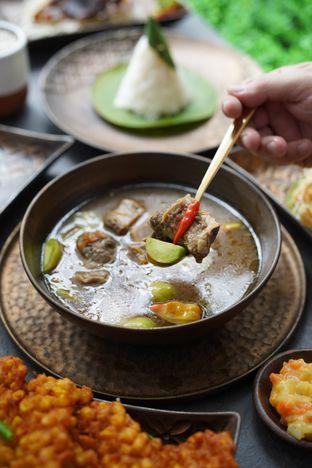 Foto 1 - Makanan di Amertha Warung Coffee oleh @Sibungbung