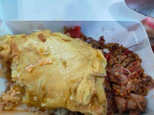 Foto review Nasi Uduk Janda oleh @egabrielapriska  1