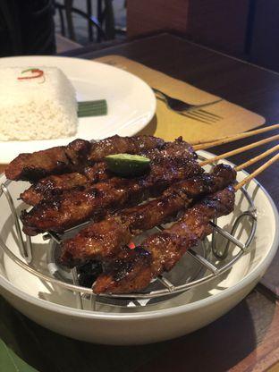 Foto 1 - Makanan(Beef Satay Kota Gede) di Seribu Rasa oleh YSfoodspottings