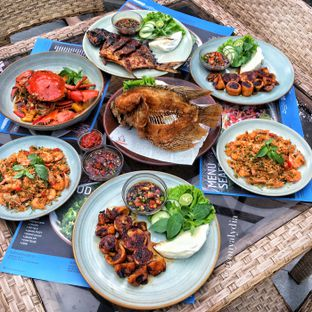 Foto review Sate & Seafood Senayan oleh Lydia Adisuwignjo 9
