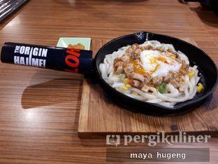 Foto 3 - Makanan(Mapo ramen hotplate) di Hajime Ramen oleh maya hugeng