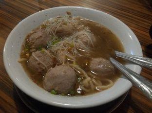 Foto 3 - Makanan di Baso & Mie Ayam Son Hajisony oleh Emir Khaerul