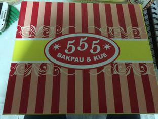 Foto 3 - Makanan di Bakpau & Kue 555 oleh Elvira Sutanto