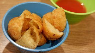 Foto 3 - Makanan(Bakso Goreng Kering) di Bakmie Aloi oleh Chrisilya Thoeng