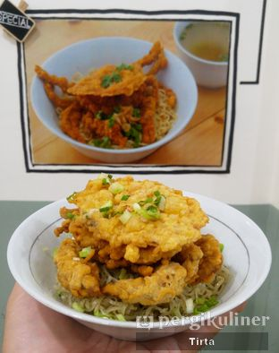 Foto review Bakmi Kepiting Alit oleh Tirta Lie 3