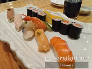 Foto 5 - Makanan di Nama Sushi by Sushi Masa oleh Shanaz  Safira