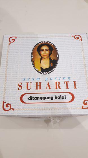 Foto review Ayam Goreng Suharti oleh ig: @andriselly  1