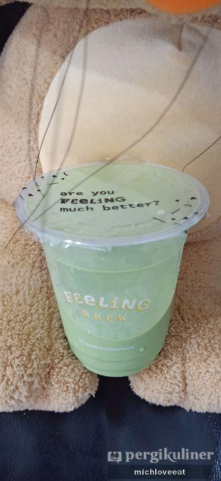 Foto review Feeling Brew oleh Mich Love Eat 1