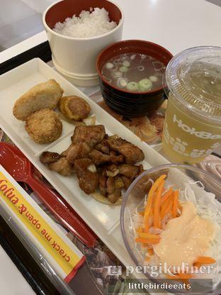 Foto review HokBen (Hoka Hoka Bento) Express oleh EATBITESNAP // Tiffany Putri 2
