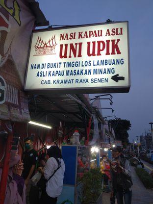 Foto 5 - Eksterior di Nasi Kapau Uni Upik oleh deasy foodie
