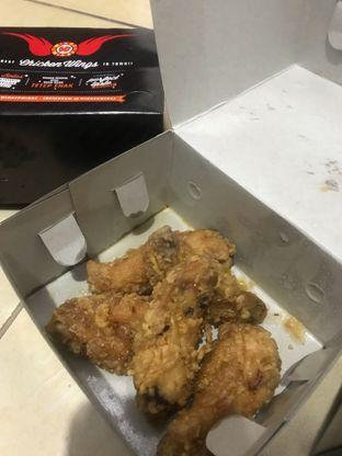Foto 2 - Makanan di Wingz O Wingz oleh hokahemattiga