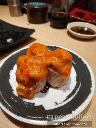 Foto 6 - Makanan di Genki Sushi oleh Jakartarandomeats