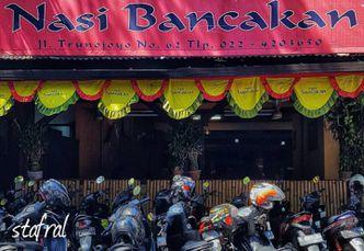 Foto Eksterior di Nasi Bancakan