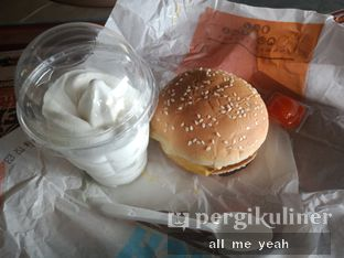 Foto 2 - Makanan di Burger King oleh Gregorius Bayu Aji Wibisono