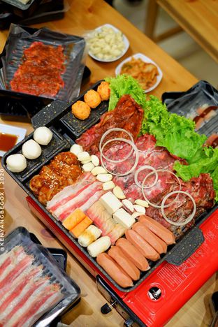 Foto review Bak Bak Korean BBQ oleh vionna novani 5