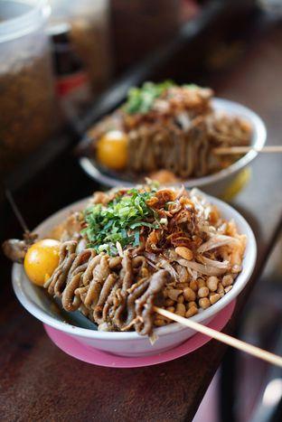 Foto - Makanan di Bubur Ayam Samping BCA Khas Mayong oleh @Sibungbung