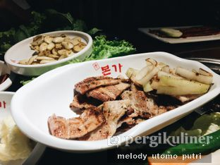 Foto 1 - Makanan(Mansinchang Samgyeopsal) di Born Ga oleh Melody Utomo Putri