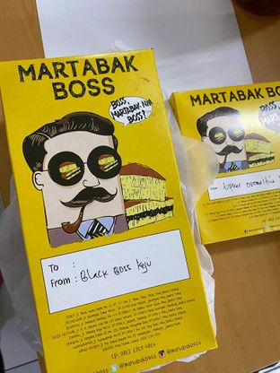 Foto review Martabak Boss oleh Yohanacandra (@kulinerkapandiet) 1