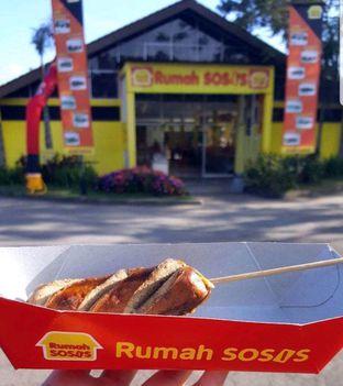 Foto 1 - Makanan di Rumah Sosis Bandung oleh heiyika