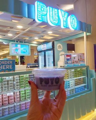 Foto review Puyo Silky Desserts oleh denise elysia 1
