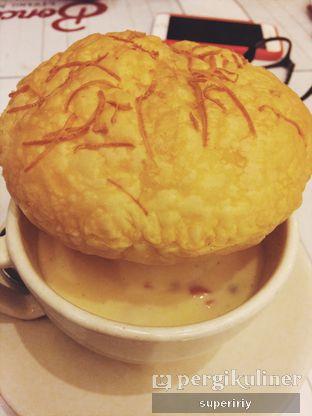 Foto 1 - Makanan(crispy pastry soup) di Boncafe oleh @supeririy