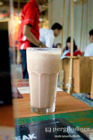 Foto 9 - Makanan(Milkshake Chocolate) di B'Steak Grill & Pancake oleh @bellystories (Indra Nurhafidh)