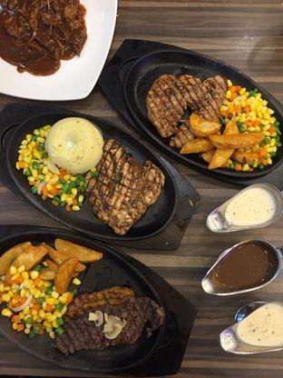 Foto 12 - Makanan di Steak 21 oleh yudistira ishak abrar