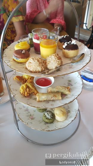 Foto 1 - Makanan di Fountain Lounge - Grand Hyatt oleh Ladyonaf @placetogoandeat