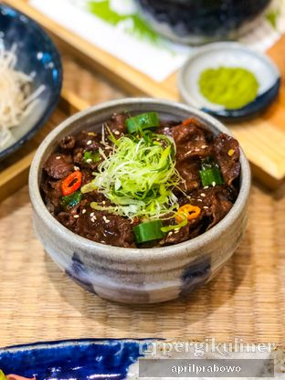 Foto 1 - Makanan di Kyoto Gion Cafe oleh feedthecat