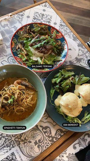Foto 2 - Makanan di Amyrea Art & Kitchen oleh Claudia Buntaran