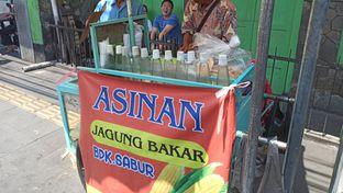 Foto review Asinan Jagung Bakar Pak Sabur oleh Junior  3
