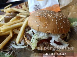 Foto - Makanan di Burger King oleh Debora Setopo