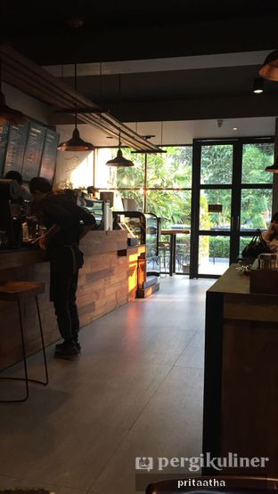 Foto review Calibre Coffee Roasters oleh Prita Hayuning Dias 7