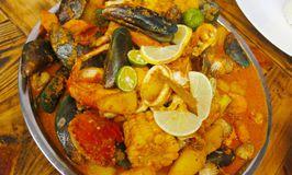 Street Food - Tebu Hotel