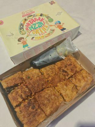 Foto 1 - Makanan di Martabak Orins oleh @qluvfood