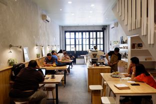 Foto 6 - Interior di Clean Slate oleh yudistira ishak abrar