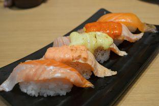 Foto 1 - Makanan di Genki Sushi oleh IG: biteorbye (Nisa & Nadya)