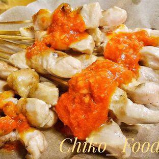 Foto - Makanan di Sate Taichan Bang Ompong oleh Jessica Forensia @honeyfoodies