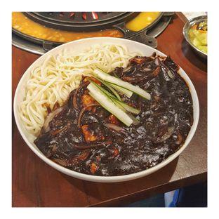 Foto 2 - Makanan(Jjang myeon) di Galbisal Korean BBQ oleh Tifany F
