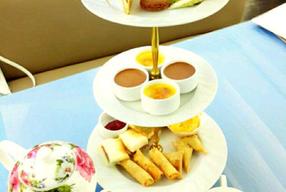 Foto Lady Alice Tea Room