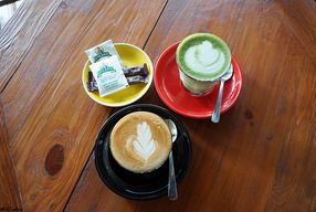Foto Hegemony Coffee and Eatery