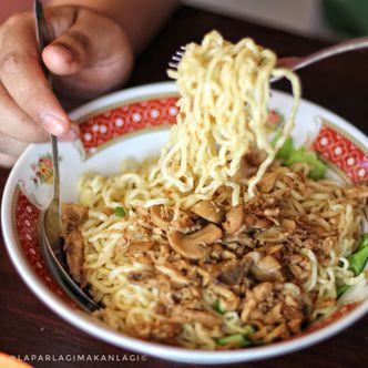 Foto Makanan di Mie Gajah Mada