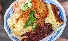 Nasi Ulam Garuda Ibu Juju