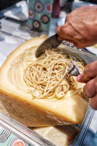 Foto 3 - Makanan(Spaghetti caccio e peppe) di Pizza Marzano oleh Stellachubby