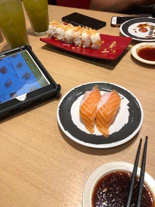 Foto - Makanan di Genki Sushi oleh Donna Salsabila