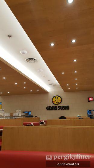Foto 6 - Interior di Genki Sushi oleh Annisa Nurul Dewantari