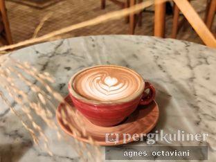 Foto 1 - Makanan(Mocha) di Sajiva Coffee and Ceramics oleh Agnes Octaviani