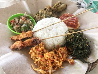 Foto Makanan di Warung Berkah Ibu Mudo Ayu